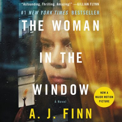 A. J. Finn - The Woman in the Window BookZyfa