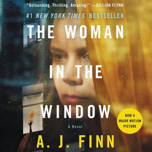 A. J. Finn - The Woman in the Window BookZyfa