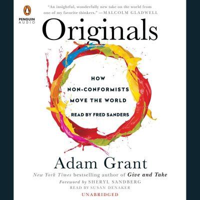 Adam Grant - Originals BookZyfa