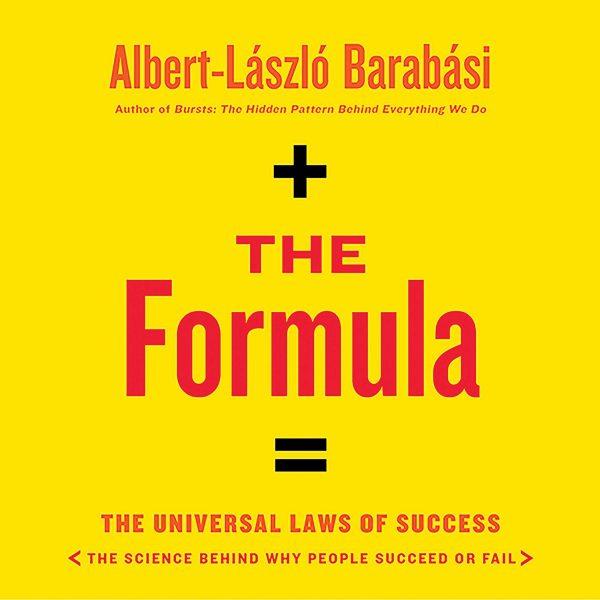 Albert-László Barabási - The Formula BookZyfa