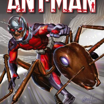 Ant-Man - Natural Enemy BookZyfa
