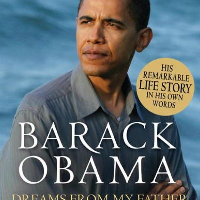 Barack Obama - Dreams from My Father BookZyfa
