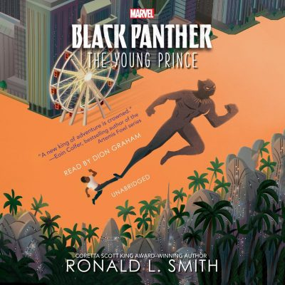 Black Panther - The Young Prince BookZyfa