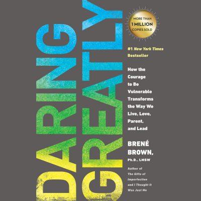 Brené Brown - Daring Greatly BookZyfa