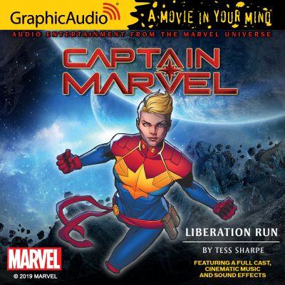 Captain Marvel - Liberation Run - BookZyfa