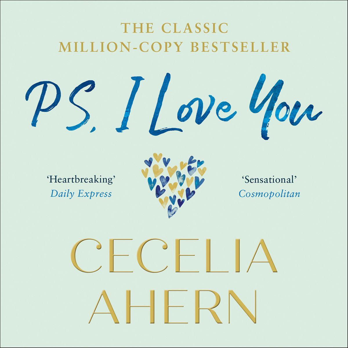 Cecelia Ahern - P.S. I Love You BookZyfa