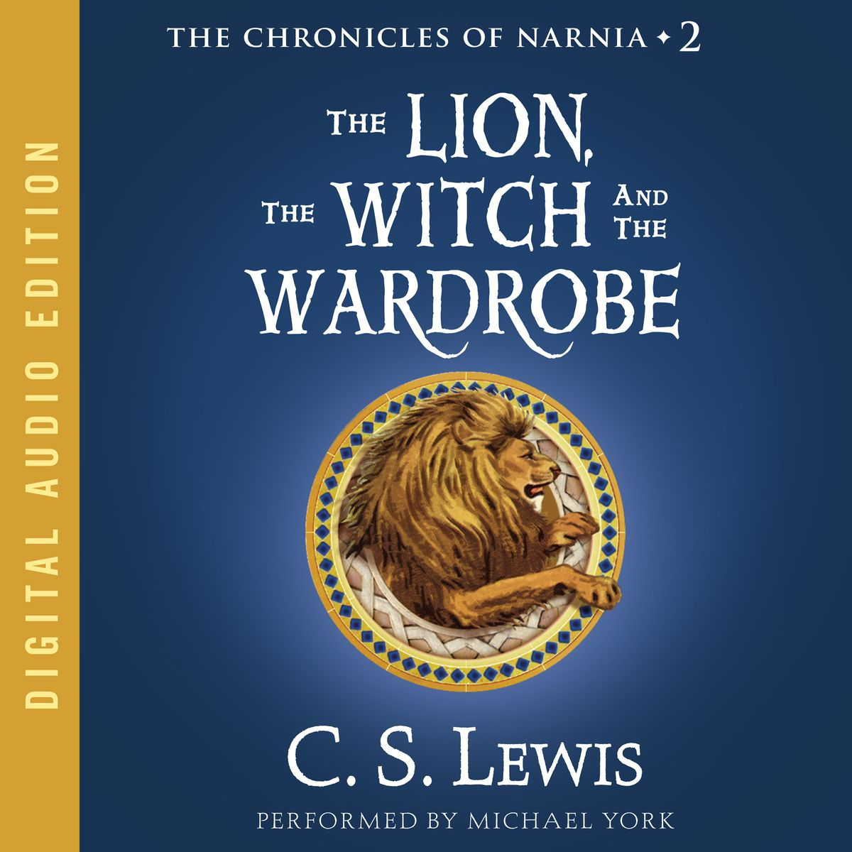 Chronicles of Narnia 1 - The Lion, The Witch and The Wardrobe BookZyfa