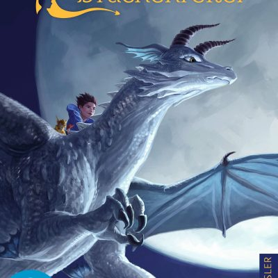کتاب صوتی آلمانی اژدها سوار