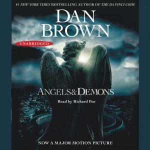 کتاب صوتی انگلیسی فرشته ها و شیاطین