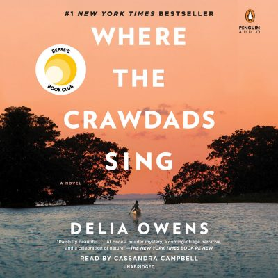 Delia Owens - Where The Crawdads Sing BookZyfa
