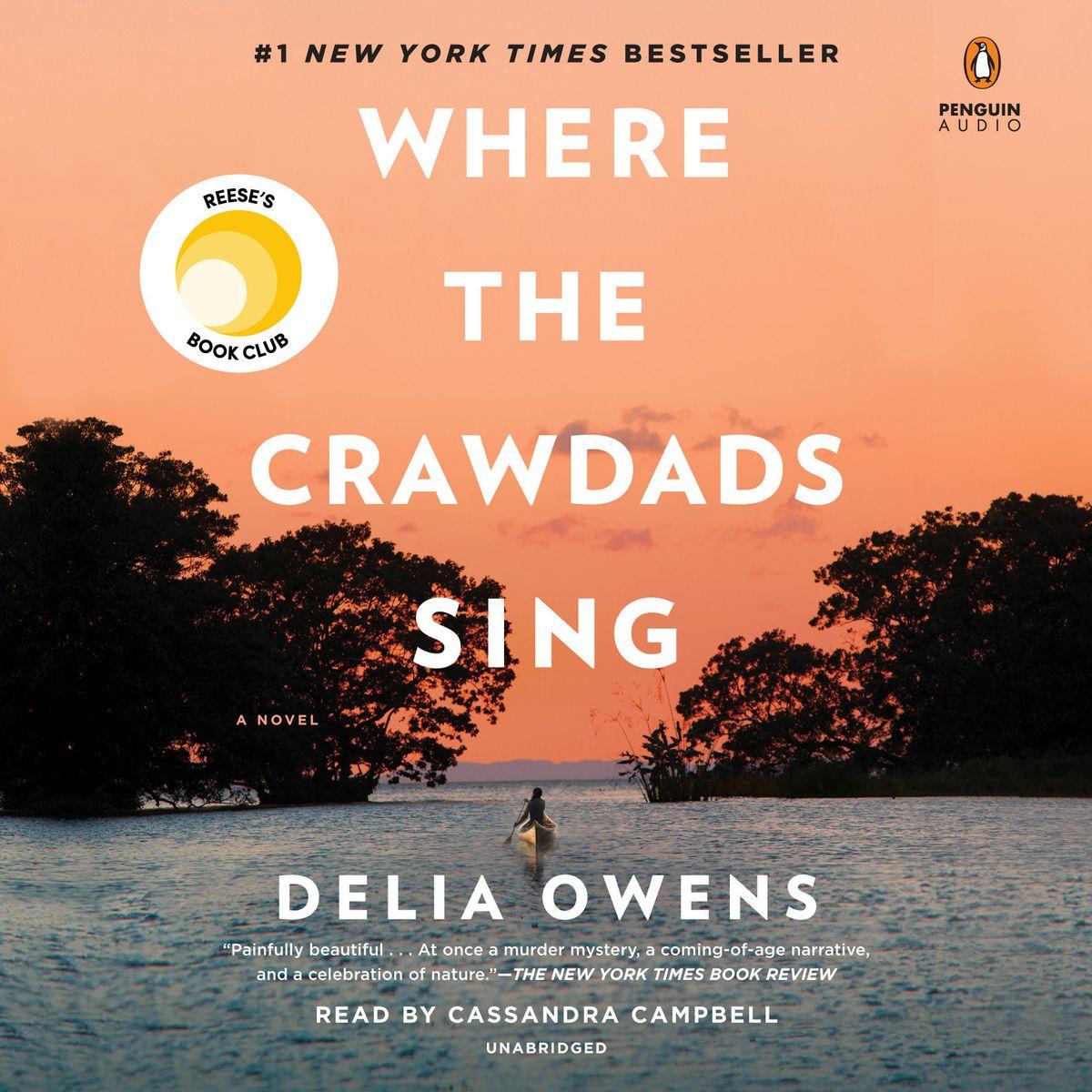 Delia Owens - Where The Crawdads Sing BookZyfa