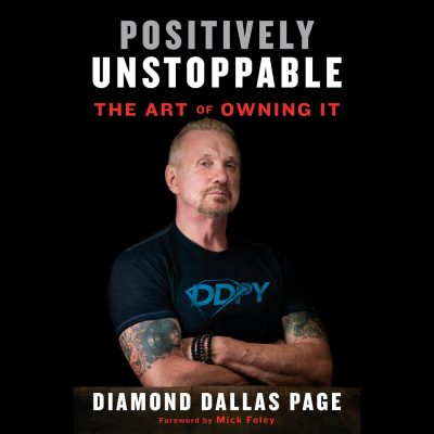 Diamond Dallas Page - Positively Unstoppable BookZyfa