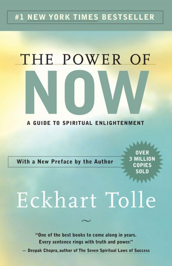 Eckhart Tolle - The Power Of Now BookZyfa