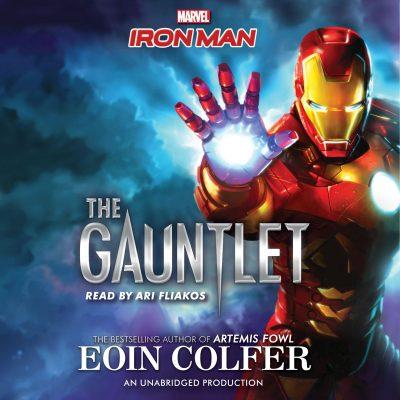 Eoin Colfer - Iron Man [The Gauntlet] BookZyfa
