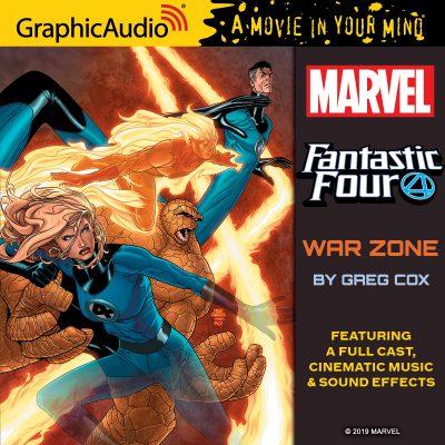 Fantastic Four - War Zone - BookZyfa