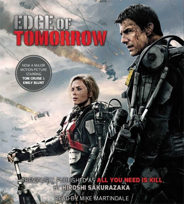 Hiroshi Sakurazaka - Edge of Tomorrow BookZyfa