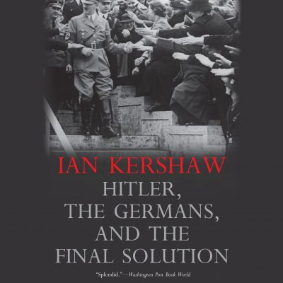 Ian Kershaw - Hitler, the Germans, and the Final Solution BookZyfa