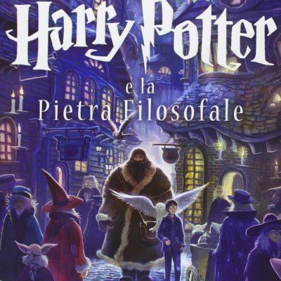 J. K. Rowling - Harry Potter E La Pietra Filosofale BookZyfa
