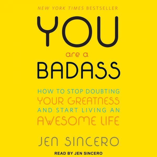 Jen Sincero - You are a Badass BookZyfa