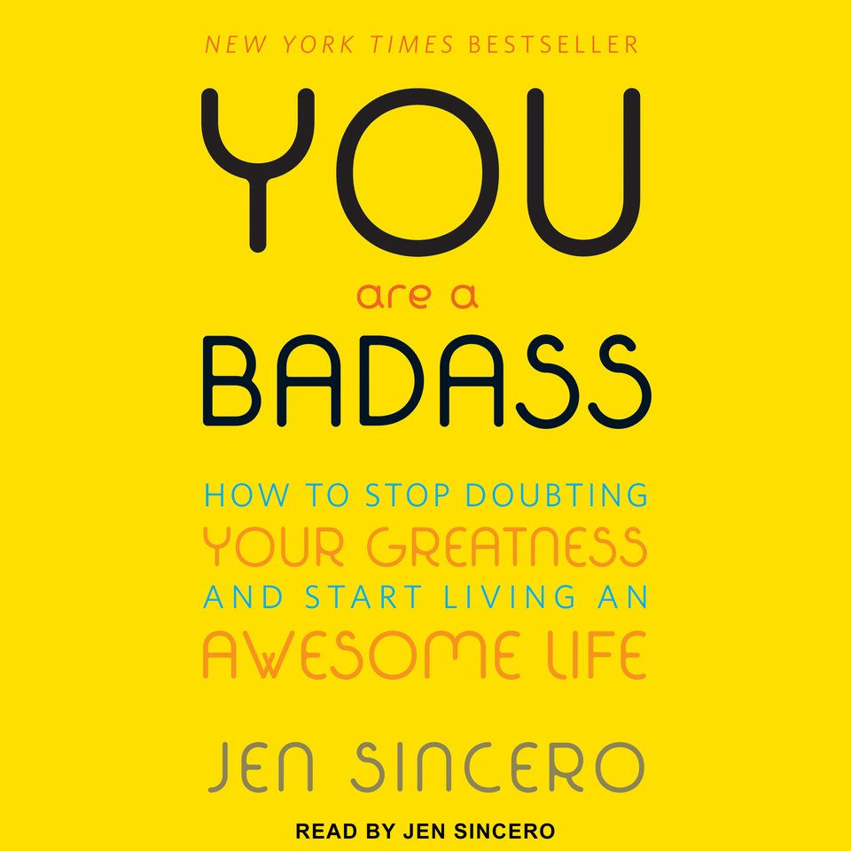Jen Sincero - You are a Badass BookZyfa