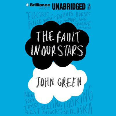 John Green - The Fault in Our Stars BookZyfa