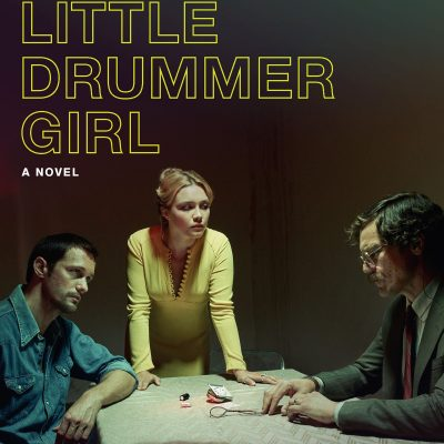 John Le Carre - The Little Drummer Girl BookZyfa