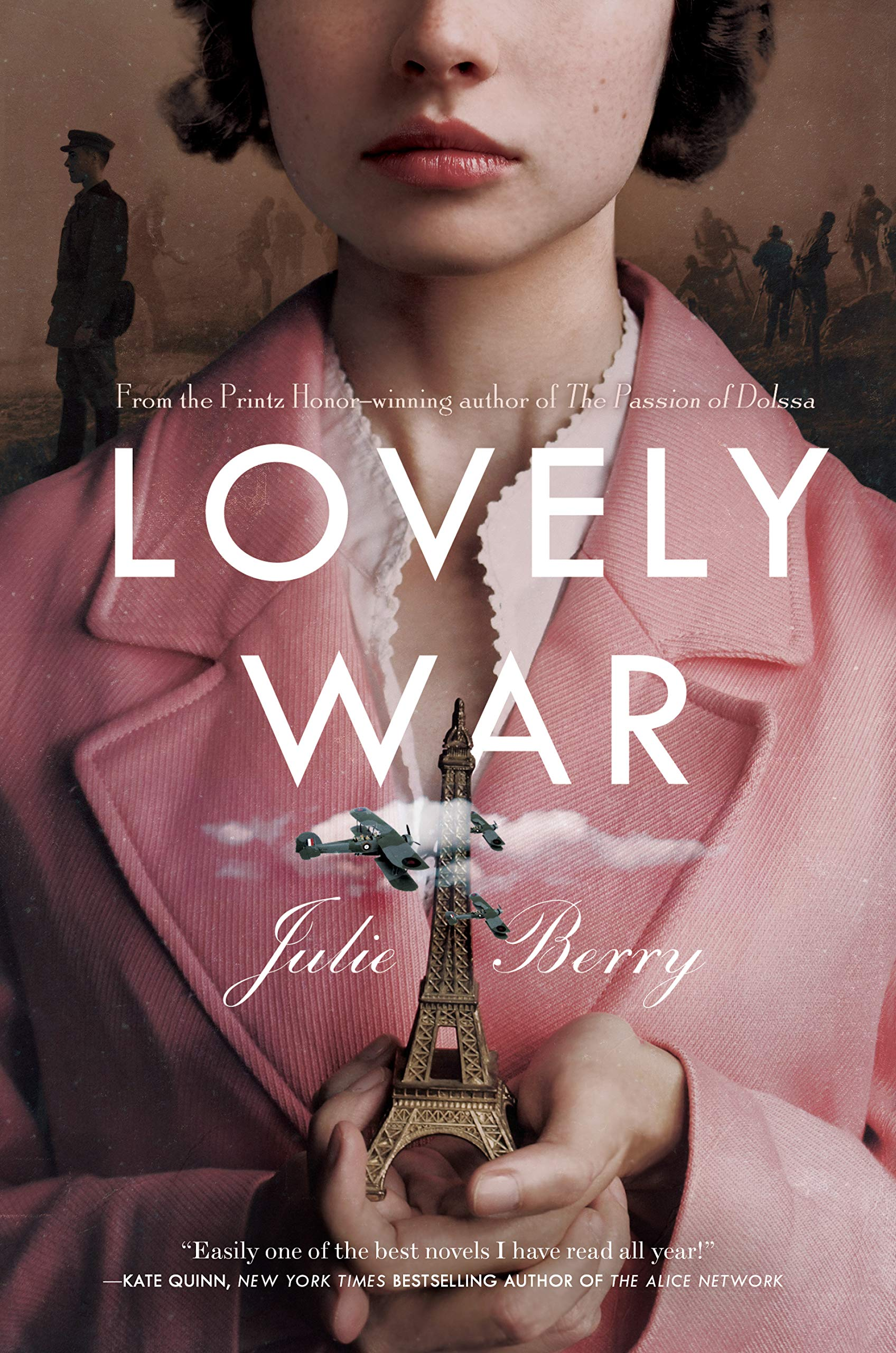 Julie Berry - Lovely War BookZyfa