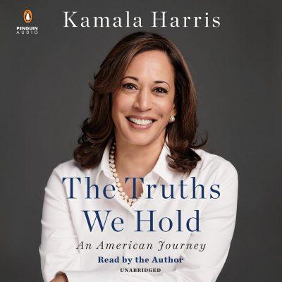 Kamala Harris - The Truths We Hold BookZyfa