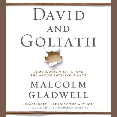Malcolm Gladwell - David and Goliath BookZyfa