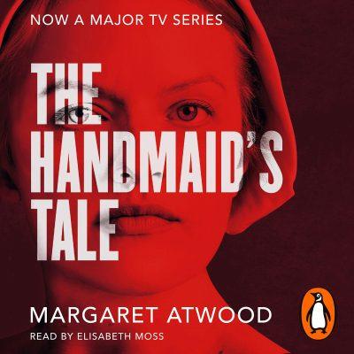 Margaret Atwood - The Handmaid's Tale (Elizabeth Moss version) BookZyfa