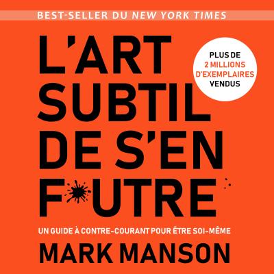Mark Manson - L'art subtil de s'en foutre BookZyfa