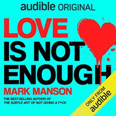 کتاب صوتی انگلیسی عشق کافی نیست