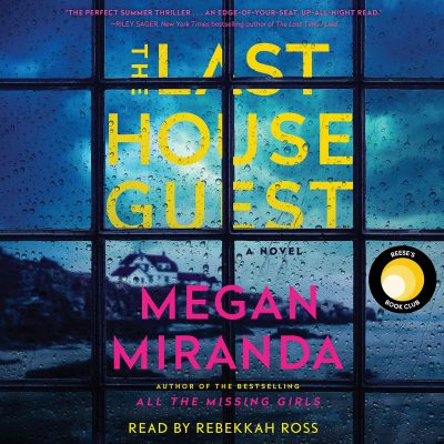 Megan Miranda - The Last House Guest BookZyfa