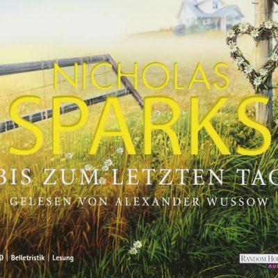Nicholas Sparks - Bis zum letzten Tag BookZyfa