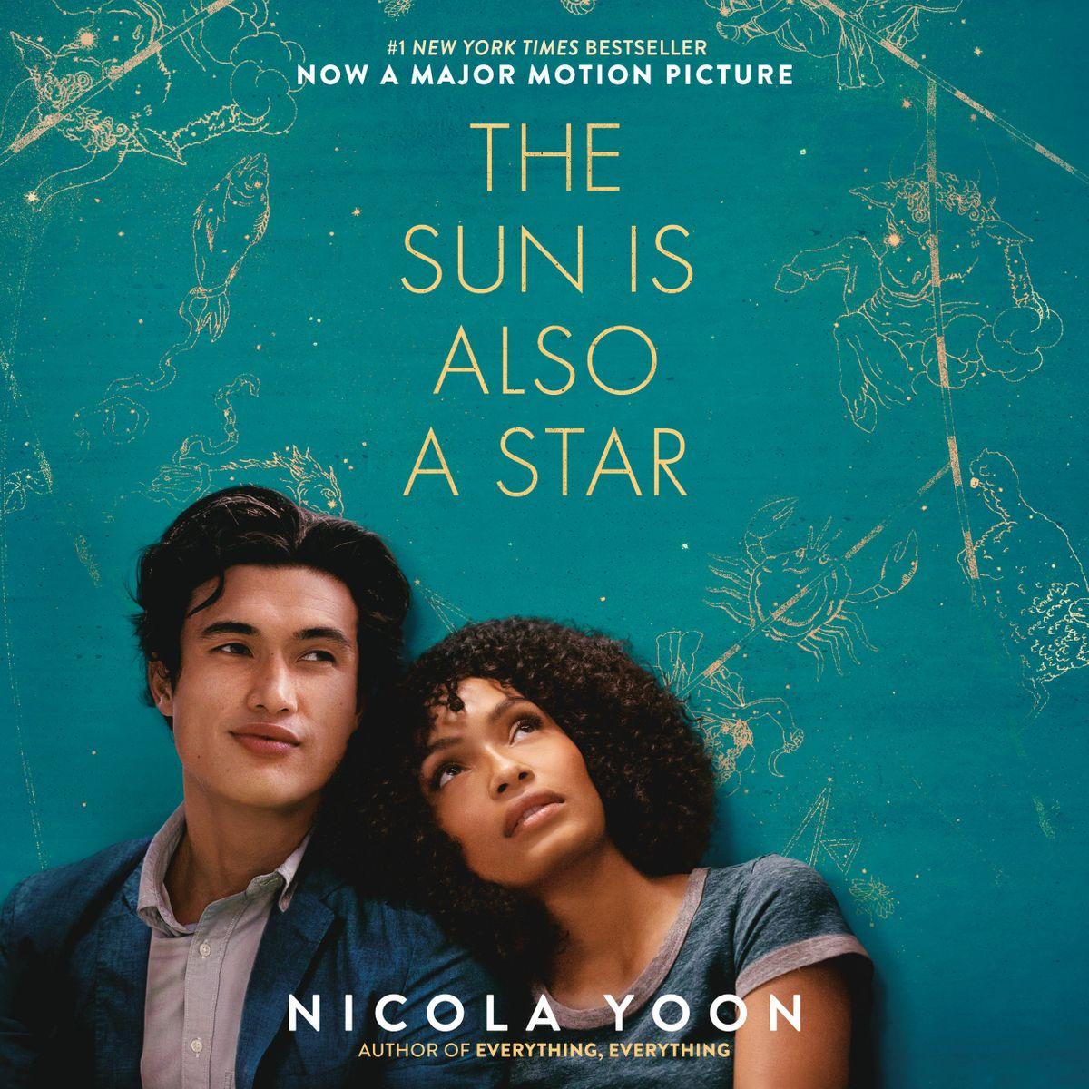 Nicola Yoon - The Sun is Also a Star BookZyfa