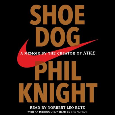 Phil Knight - Shoe Dog BookZyfa