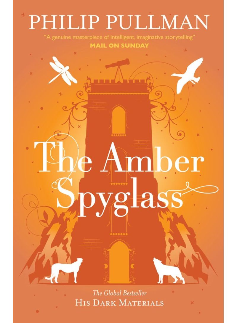 The Amber Spyglass, Deluxe 10th Anniversary Edition (His
