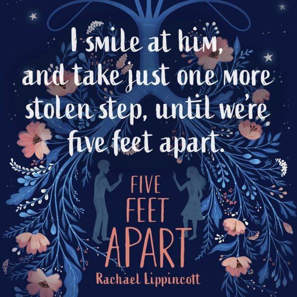 Rachael Lippincott - Five Feet Apart BookZyfa