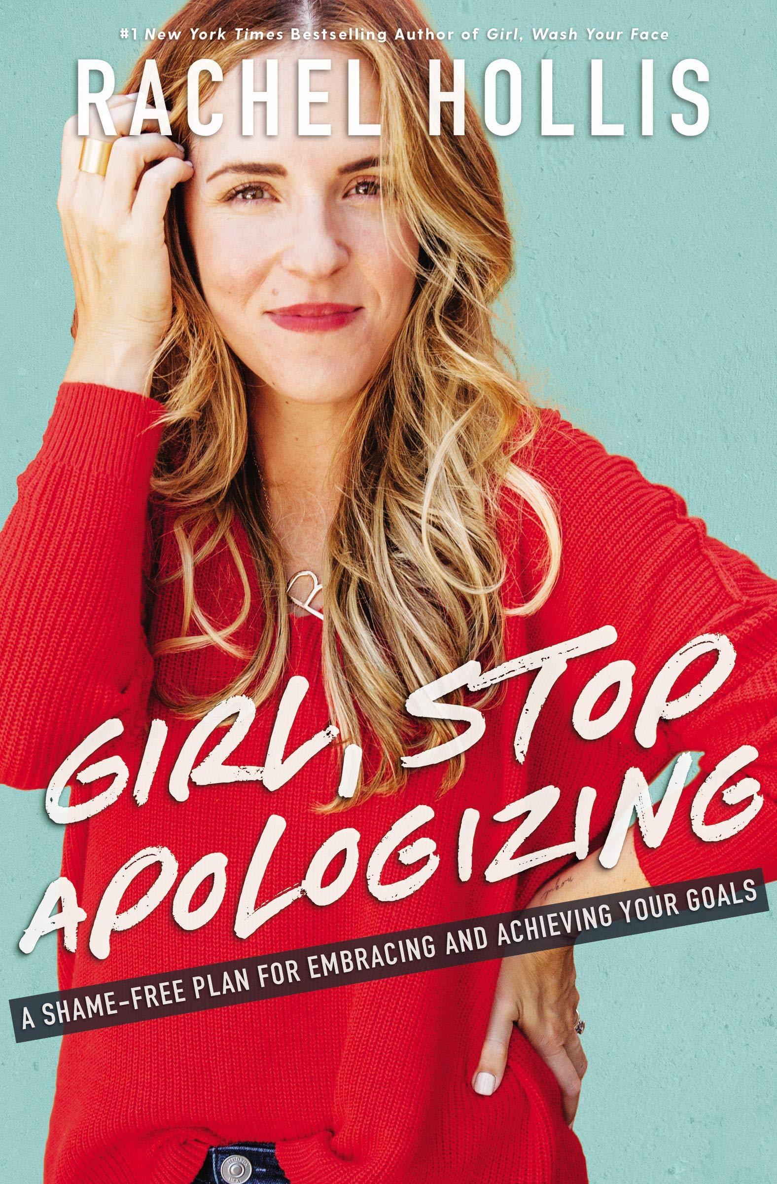 Rachel Hollis - Girl Stop Apologizing BookZyfa