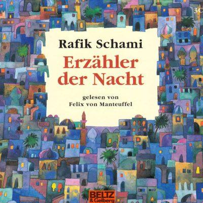 Rafik Schami - Erzähler der Nacht BookZyfa