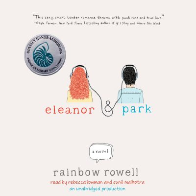 Rainbow Rowell - Eleanor & Park BookZyfa