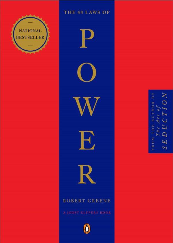 Robert Greene - 48 Laws of Power BookZyfa