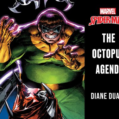 Spider-Man - The Octopus Agenda BookZyfa