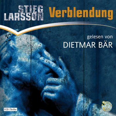 Stieg Larsson - Verblendung BookZyfa