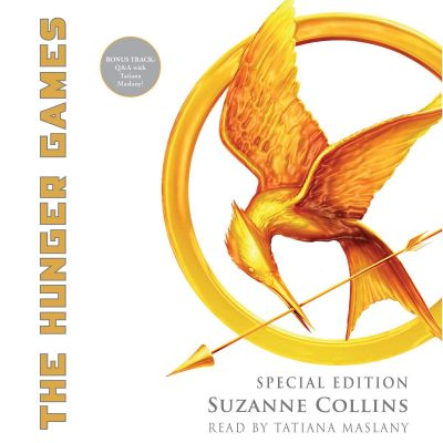 Suzanne Collins Book 1 - The Hunger Games BookZyfa
