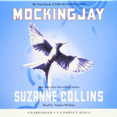 Suzanne Collins Book 3 - Mockingjay BookZyfa