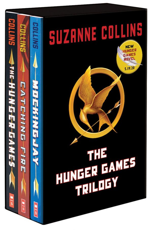 Suzanne Collins - Hunger Games Trilogy BookZyfa