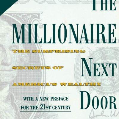 کتاب صوتی انگلیسی همسایه میلیونر