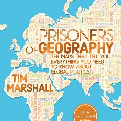 Tim Marshall - Prisoners of Geography BookZyfa