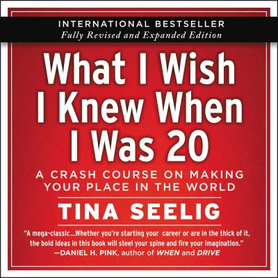Tina Seelig - What I Wish I Knew When I Was 20 BookZyfa